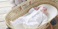 Colchón para capazo de bebé