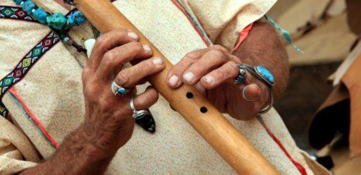 flauta india americana