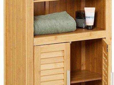 armario de baño bambu 2020