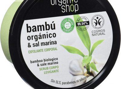 exfoliante corporal bambu