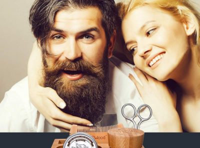 Kit para el cuidado de la barba