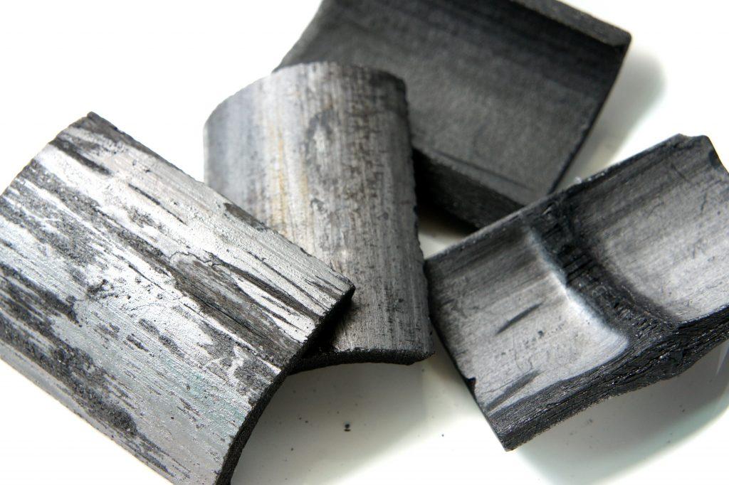 Carbón de bambú - bamboo charcoal