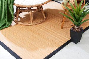 Tienda alfombras de bambú 2020