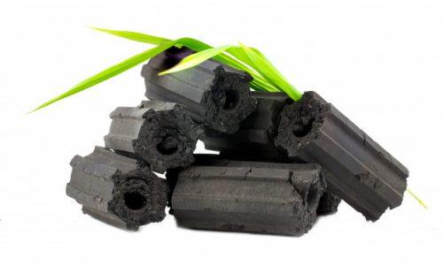 Carbon hecho de bambú