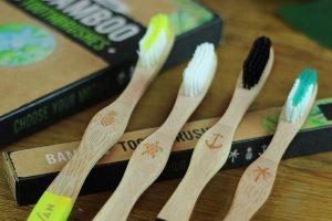 Tienda de productos de bambú para aseo personal