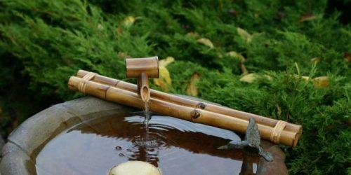 feng shui con bambú