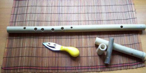 Tutoriales y guías sobre flautas de bambú