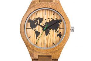 tienda de relojes de bambú actualizado 2020